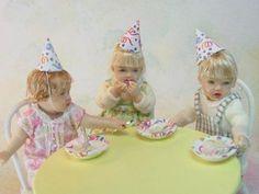 Dolls by Susan Scogin