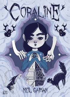 A legfrissebb Tweetek / Twitter Coraline Jones, Other Mothers, Neil Gaiman, Book Covers, Illustration, Anime, Character, Twitter, Art