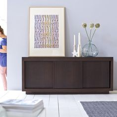 Thousands of ideas about Sideboard Buche on Pinterest Usm, Highboard ...