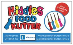 We're all about getting kids cooking & promoting healthy eating with our Kiddies Food Kutter kids' safety knife & Safety Food Peeler. Cooking With Kids, Fundraising, Safety, Healthy Eating, Food, Security Guard, Eating Healthy, Healthy Nutrition, Clean Foods