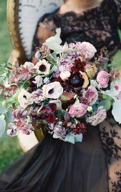 Wedding Bouquet - Michael Radford Photography