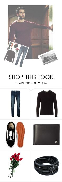 """""""~Take Me Down By The Water~"""" by maddie-hatt3r ❤ liked on Polyvore featuring Bellfield, American Vintage, Vans, Victorinox Swiss Army, Hanky Panky, Calvin Klein Underwear, ESPRIT, men's fashion and menswear"""
