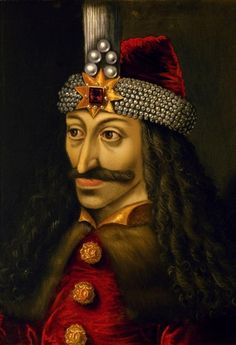 Vlad the Impaler (In Bram Stoker's Dracula.Dracula was thought to have been this historical figure prior to becoming a vampire) Vlad Der Pfähler, Vlad El Empalador, Zombies, Dracula Castle, Dracula Tv, Vampire Dracula, Vlad The Impaler, Real Vampires, Monsters