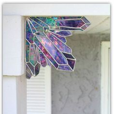 ✨Aura Amethyst Crystal Cluster🌙  ~😍😍😍  If this isn't from some sort of enchanted cave or wonderland I do not know what is!!  She literally dances in the light!  ~  #artist #handcrafted #stainedglass #interiordesign #design #geology  #hippie #gypsy #tarot #unique #strange  #artlovers #auracrystals  #yogi #homedecor #crystaladdict #magical  #wicca #wiccan #healing #chakras #hell #art #newage  #geology #science #etsy #jewelry #coolthings #Gothic #crystalcorner