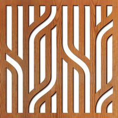 Laser cut patterns for custom laser-cut panels. These patterns can be customized for wall partitions, wall art, backlit screens, room dividers, and other products. Cnc Cutting Design, Laser Cutting, Laser Cut Panels, Dappled Light, Laser Cut Patterns, Grill Door Design, Cube Pattern, 3d Laser, Art Deco Design