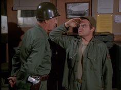 M*A*S*H: Season 3, Episode 4 Iron Guts Kelly (1 Oct. 1974) Mash, 4077, , James Gregory, Lt. Gen. Robert 'Iron Guts' Kelly, Gary Burghoff , Corporal Walter Eugene Radar O'Reilly