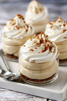 Biscoff No Bake Cheesecake
