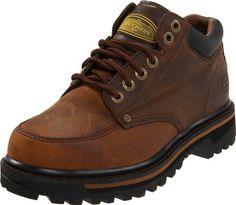 Skechers Men's Mariner Low Boot,Dark Brown, 10 M Skechers,http://www.amazon.com/dp/B000FDW1K4/ref=cm_sw_r_pi_dp_sTc7sb1S7BFJW8Y5