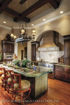 Prima Porta Home Plan | Sater Design Collection | Luxury House Plans