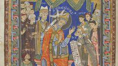 Král Vladislav I. přinesl do Čech italské zlato a symbol lva, královský titul od císaře ale ztratil – G.cz Painting, History, Paintings, Draw, Drawings