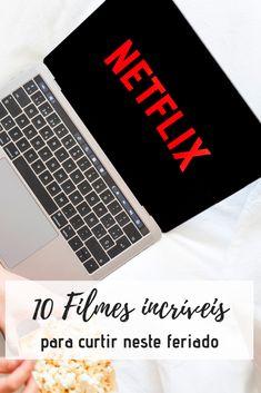 10 filmes para curtir o feriado. dicas de filmes netflix. filmes românticos na netflix. 10 filmes lindos escondidos na netflix. Bon Film, Inspirational Books, I Movie, Tv Shows, Instagram, Net Flix, Brainstorm, Ayurveda, Blog