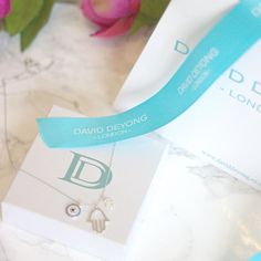 Positive Vibes Only  read all about this necklace from @daviddeyong #ontheblog