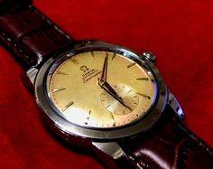 Vintage Omega Constellation Chronometer 1970's Japan