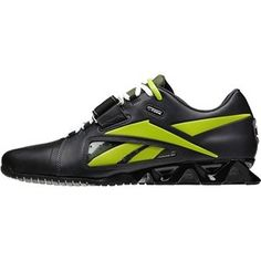 Reebok Mens CrossFit Lifter GravelBlackSonic GreenWhite M ** You can find more details by visiting the image link.