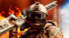 Battlefield 4 Recon Sniper Wallpapers | HD Wallpapers