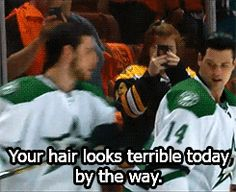 tyler seguin dallas stars Jamie Benn gif try just dumping all of these in here