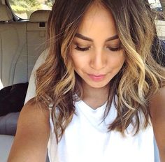 Sincerely Jules, short hair. Love.