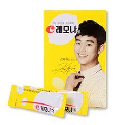 KOREA kyungnampharm Vitamin C LEMONA CF Model Kim Soo-hyun Skin whitening effect #LEMONA