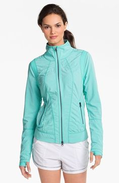 Zella 'Natalie' Running Jacket available at #Nordstrom