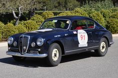 Lancia Aurelia B20 - 1956