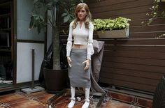 Поклонник Скарлетт Йоханссон из Гонконга создал ее робота-двойника (видео)