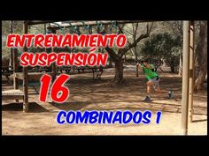 TRX | Vídeo-entrenamiento en suspensión (16): Combinados (I)