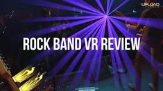 Rock Band VR Review (Harmonix) - Rift