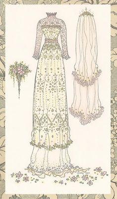 Jennelise: Bridal Bliss - Edwina
