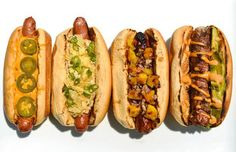 Dolled Up Dogs: 9 Creative Hot Dog Hacks - American Profile