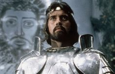 "Nigel Terry, King Arthur in 'Excalibur,' Dead at 69. His screen debut was with Peter O'Toole & Kate Hepburn in ""The Lion in Winter""; he was Prince John. I loved this version of King Arthur; he was so handsome! Rest in peace, Nigel."