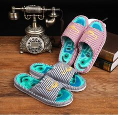 Want to be healthy? Want to enjoy the massage anytime, anywhere? Foot acupressure massage slippers help you to relax . $10 for new customers!  http://www.yoybuy.com/en/show/41044048159?utm_source=pinterest&utm_campaign=sutui308&utm_medium=social