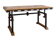 Abbyson Living Westwood Industrial Writing Desk, Distress... https://www.amazon.com/dp/B01DM8KC1S/ref=cm_sw_r_pi_dp_x_fEjUyb8Y4Y1AC