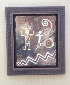 Sedona Rock Art - PTF006