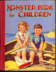 vintage book cover