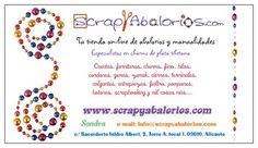 Quienes somos : www.scrapyabalorios.com, Tu tienda online de abalorios y manualidades
