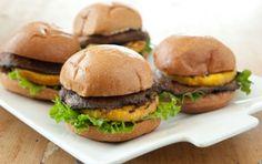 Portobello and Pineapple Teriyaki Veggie Burgers | Whole Foods Market