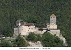 Castle in South Tirol, Italian side