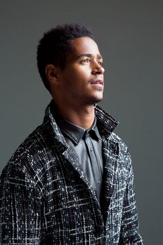 alfieenochdaily: Alfie Enoch by Stephen Busken... - Together in Paris