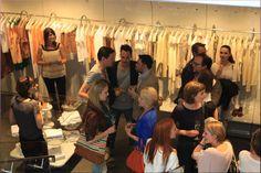 Stefanel Event – München Theatinerstraße – Fashion goes Art – 24. Mai 2012