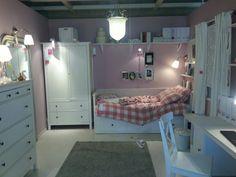 Ikea idea for princesses bedroom