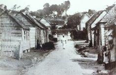 Chattel house, Barbados. Richard Olsen's Handmade Houses journal