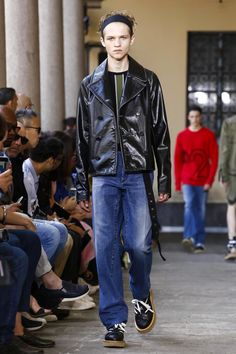 N°21 Menswear Spring Summer 2016 Milan - NOWFASHION