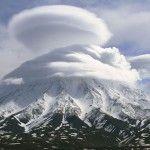 Kronotsky Volcano, Kronotsky, Zapovednik, Russia.