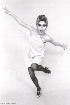 Edie Sedgwick had such amazing style!