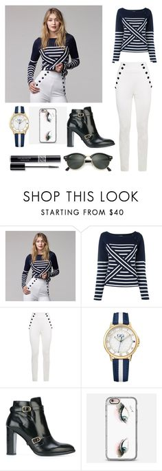 """#gigi"" by renesmi ❤ liked on Polyvore featuring Tommy Hilfiger, Casetify, Ray-Ban, Christian Dior, tommyhilfiger and gigihadid"