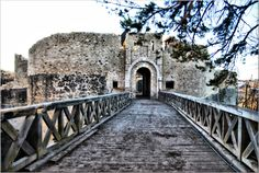 Suceava Fortress #Romania Visit Romania, Bucharest, Brooklyn Bridge, Homeland, Places To See, Country, Knitting, People, Travel