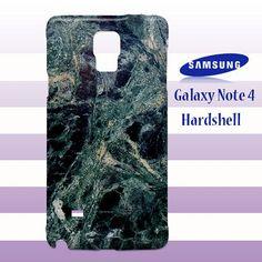Dark Marble Pattern Samsung Galaxy Note 4 Case Cover Hardshell