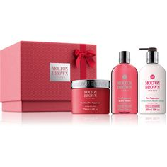 Molton Brown Pink Pepperpod Trio Set