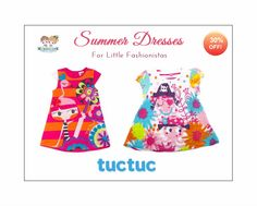 Summer Sale - Spring/Summer 2015 collection! Shop ‪#‎TucTuc‬ ‪#‎girls‬ ‪#‎dresses‬ in our designer children's boutique www.kidsandchic.com with -30% discount. ‪#‎sale‬ ‪#‎summersale‬ ‪#‎kidsfashion‬ ‪#‎discount‬ ‪#‎shopping‬ ‪#‎niña‬ ‪#‎kidsandchic‬ ‪#‎kidsandchiccom‬ ‪#‎castelldefels‬ ‪#‎barcelona‬