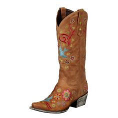 cute cow girl boots